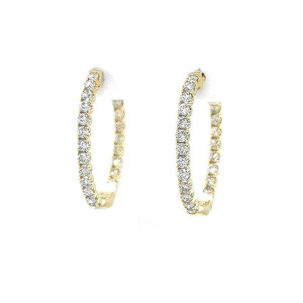 Diamond Earrings JWR Jewelers Athens, GA