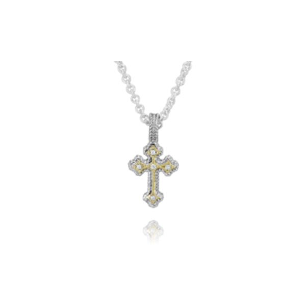 Vahan Gold & Silver Cross JWR Jewelers Athens, GA