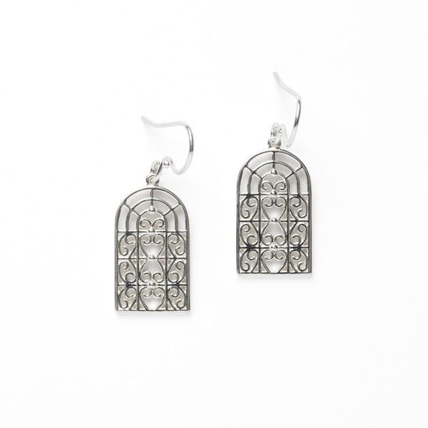Sterling Silver Earrings JWR Jewelers Athens, GA