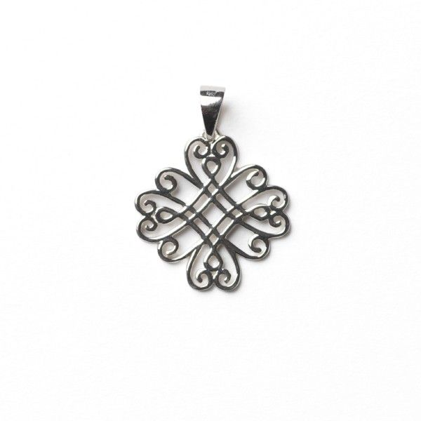 Sterling Silver Pendant JWR Jewelers Athens, GA