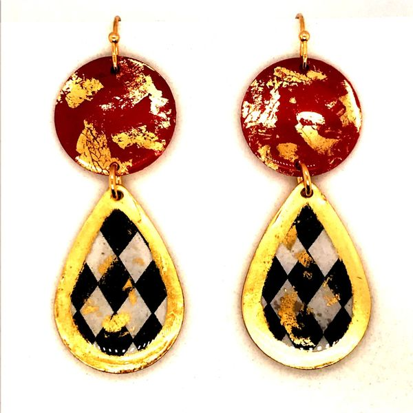 Gold and Silver Leaf Fashion Jewelry JWR Jewelers Athens, GA