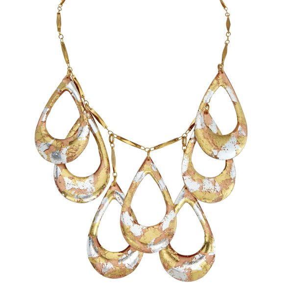 Gold and Silver Leaf Fashion Necklaces JWR Jewelers Athens, GA