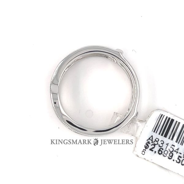 10K W.Gold 0.43ct Diamond Ring Enhancer Image 2 Kingsmark Jewelers Jacksonville, FL