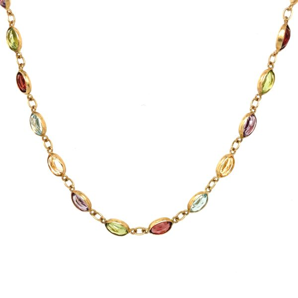 14K Yellow Gold  Necklace Kingsmark Jewelers Jacksonville, FL