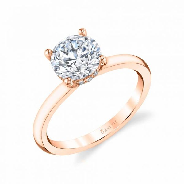 Sylvie Engagement Rings Knowles Jewelry of Minot Minot, ND