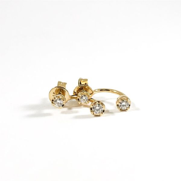 Diamond Earrings Knowles Jewelry of Minot Minot, ND