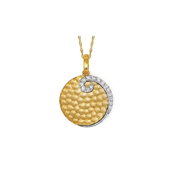Ostbye Diamond Pendants Knowles Jewelry of Minot Minot, ND