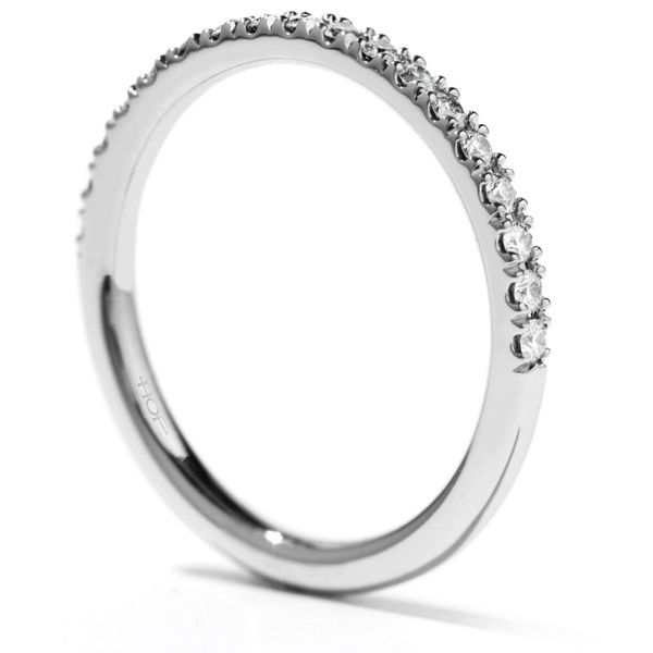 Platinum Transcend Wedding Band Image 2 Koerber's Fine Jewelry, Inc. New Albany, IN
