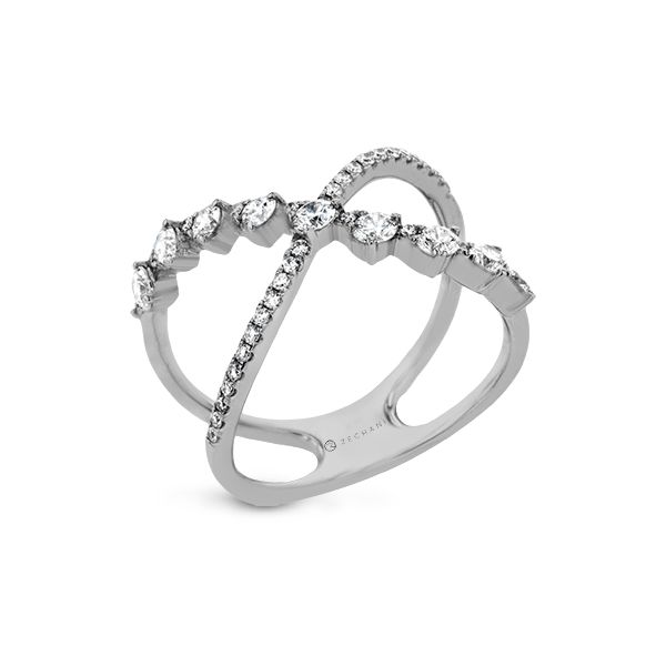 Diamond Ring Hand Fashion Ring Image 2  ,