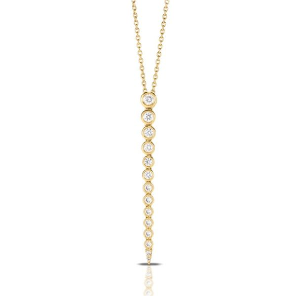 Doves Jewelry Diamond Necklace Koerber's Fine Jewelry, Inc. New Albany, IN