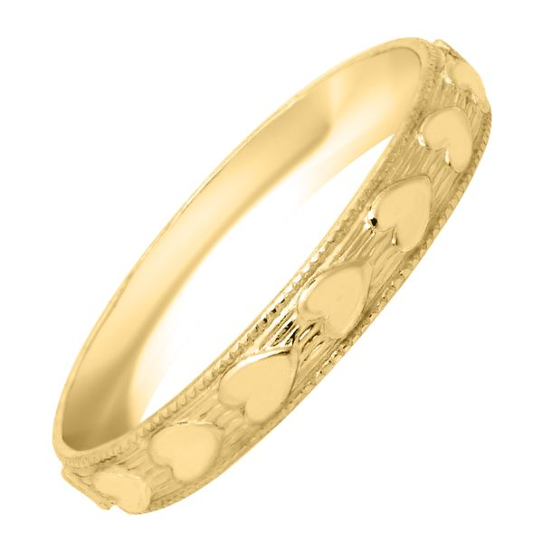 10K Yellow Gold Ring Koerber's Fine Jewelry, Inc. New Albany, IN