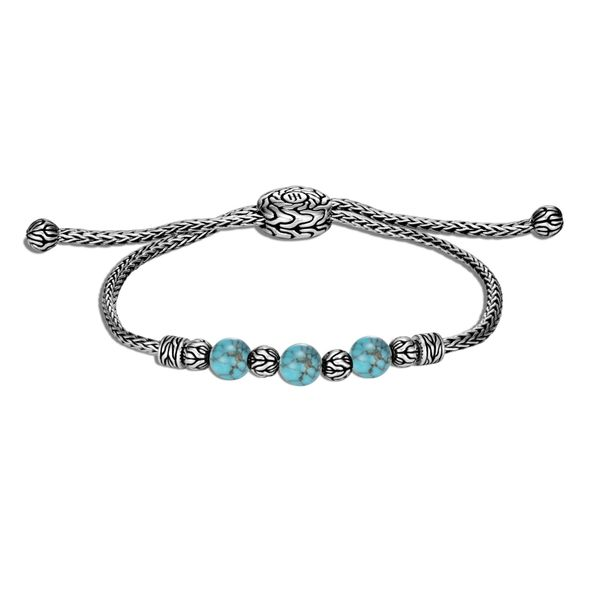 Sterling Silver Classic Chain Pull Through Bracelet Koerber's Fine Jewelry, Inc. New Albany, IN