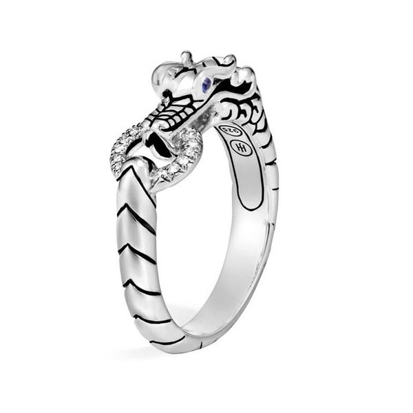 Sterling Silver Legends Naga Ring Koerber's Fine Jewelry, Inc. New Albany, IN