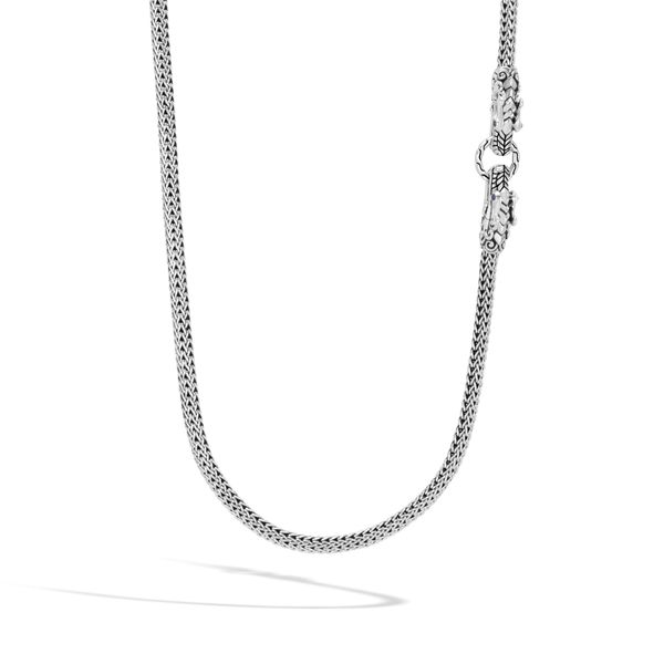 Sterling Silver Legends Naga Long Necklace Koerber's Fine Jewelry, Inc. New Albany, IN