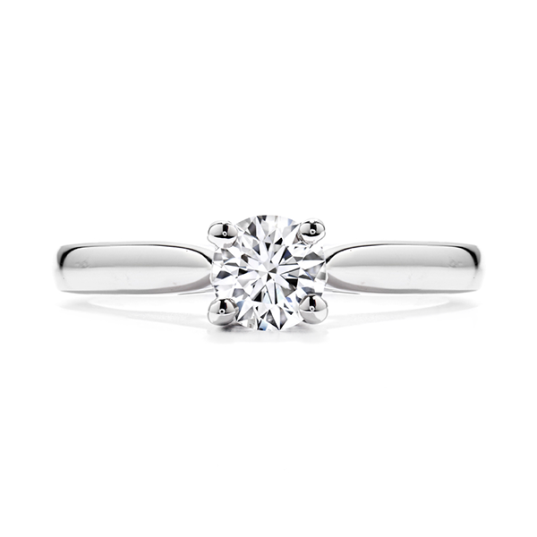 Hearts on Fire Serenity Select Solitaire Engagement Ring 1 carat Koser Jewelers Mount Joy, PA