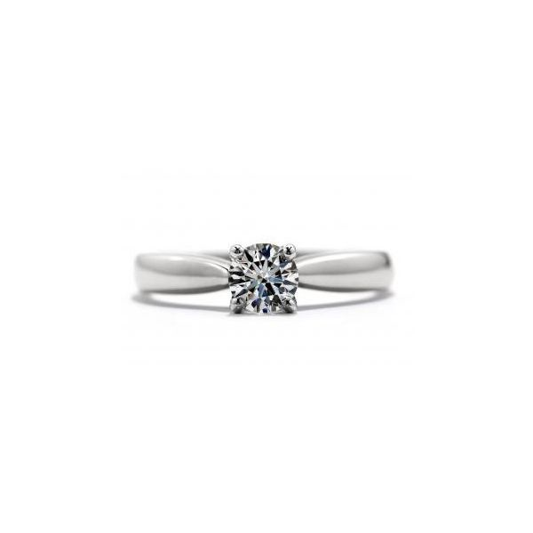 Hearts on Fire Serenity Select Solitaire Engagement Ring 1/2 carat Koser Jewelers Mount Joy, PA