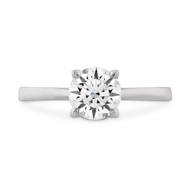 0.30 Hearts On Fire Solitaire Engagement Ring Koser Jewelers Mount Joy, PA