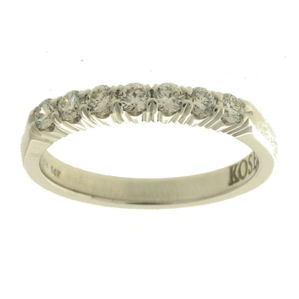 Shared Prong Diamond Wedding Band 1/3 cttw Koser Jewelers Mount Joy, PA