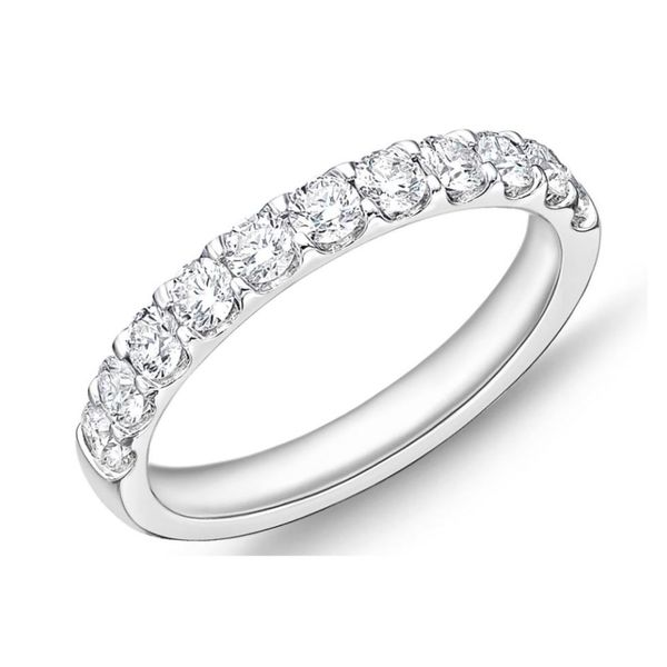 Odessa 11 Stone Diamond Band Koser Jewelers Mount Joy, PA