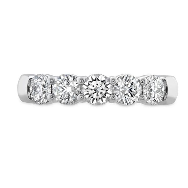 Hearts On Fire Signature Five Stone Diamond Band Koser Jewelers Mount Joy, PA