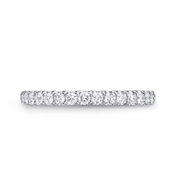 Odessa Half Round Diamond Wedding Band Koser Jewelers Mount Joy, PA