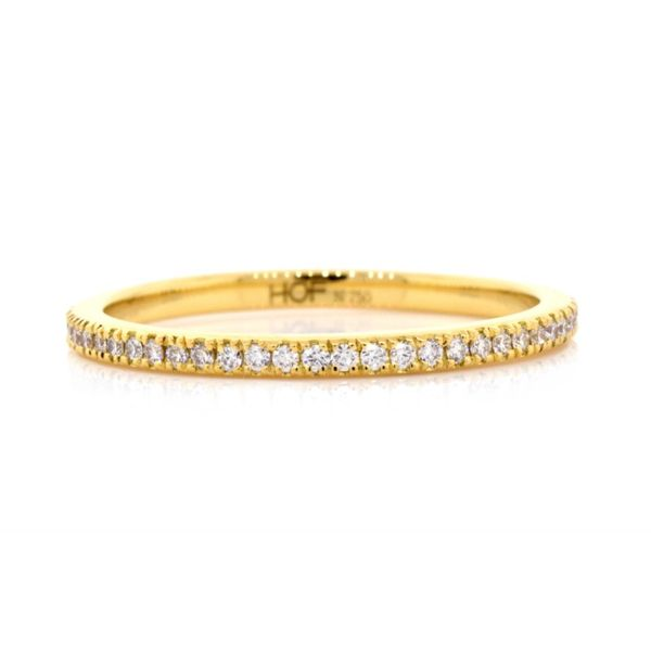 Hearts on Fire Classic Eternity Band Koser Jewelers Mount Joy, PA