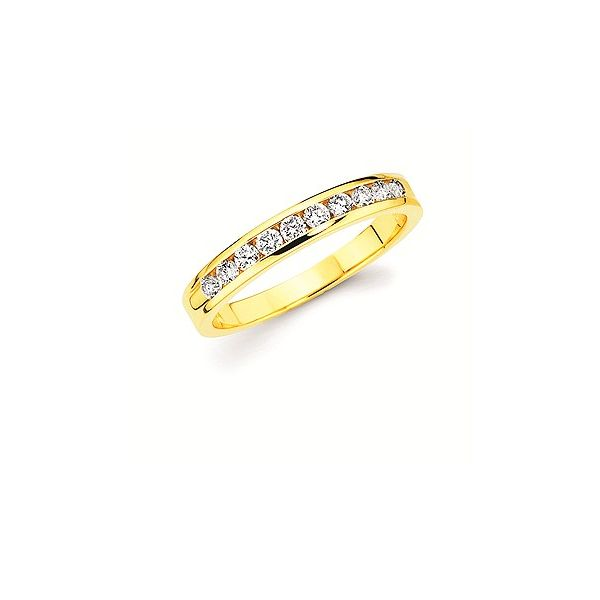 Channel Set Diamond Anniversary Band 1/3 cttw Koser Jewelers Mount Joy, PA