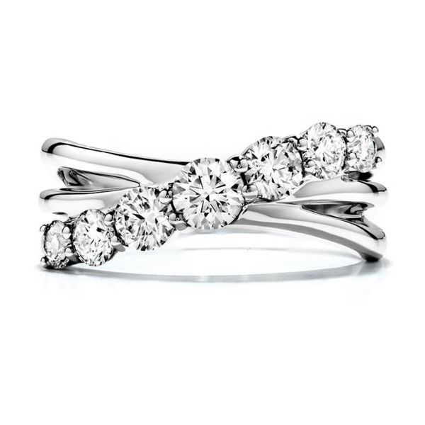 Hearts On Fire Intermingle Right Hand Ring Koser Jewelers Mount Joy, PA