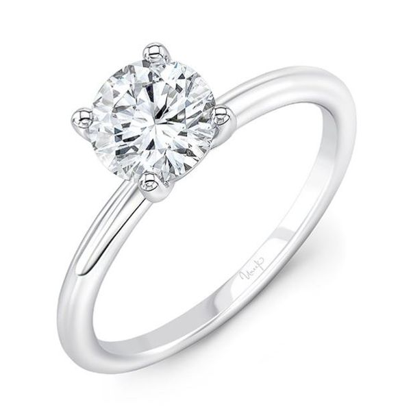 Solitaire Diamond Engagement Ring Mounting Image 2 Koser Jewelers Mount Joy, PA