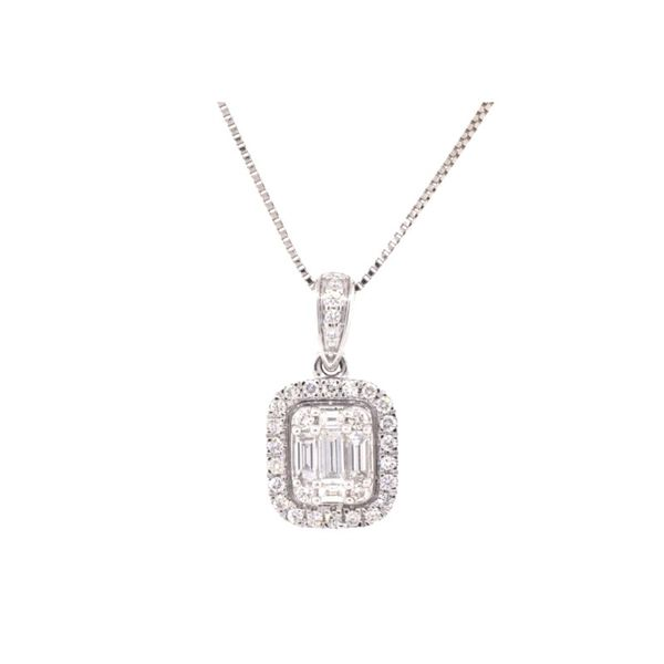 Diamond Pendant Koser Jewelers Mount Joy, PA