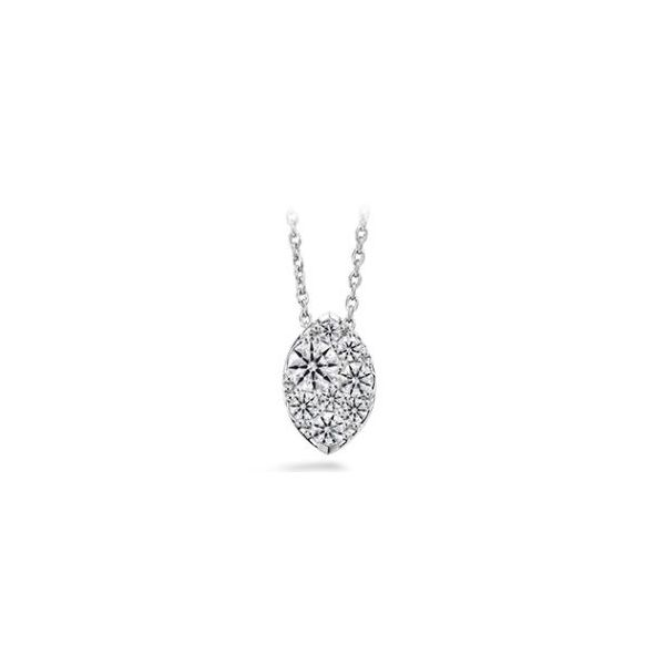 Hearts On Fire Tessa Diamond Navette Pendant Koser Jewelers Mount Joy, PA