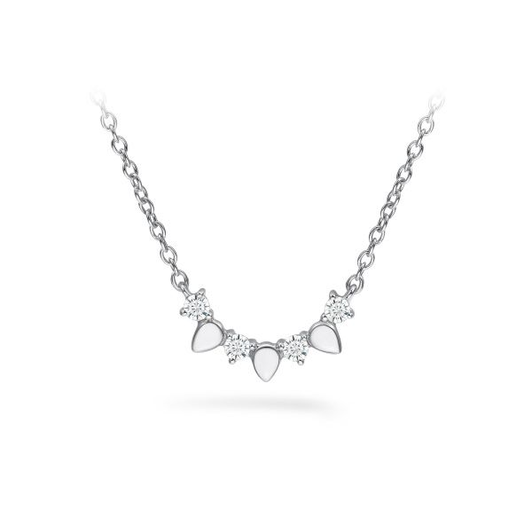 Hearts On Fire Aerial Solar Eclipse Diamond Necklace Koser Jewelers Mount Joy, PA