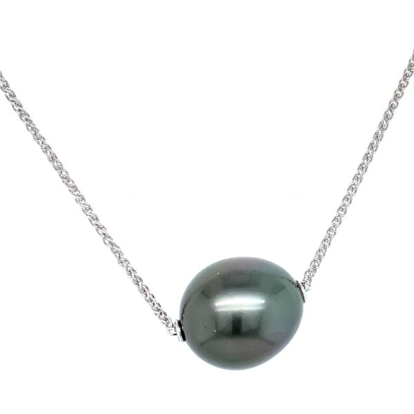 Tahitian Pearl Necklace Koser Jewelers Mount Joy, PA