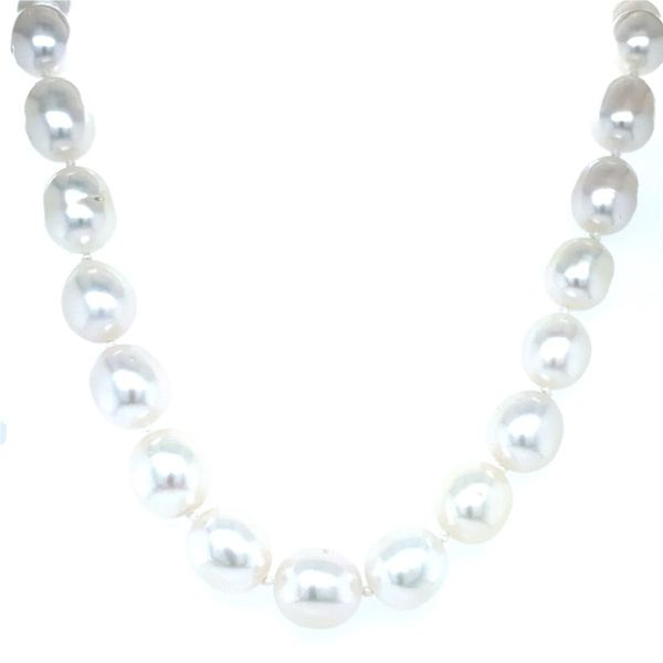 South Sea Pearl Strand Necklace Koser Jewelers Mount Joy, PA