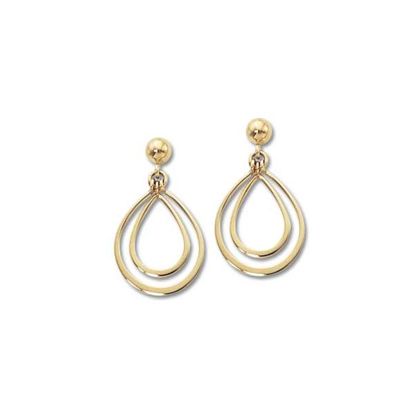 Gold Earrings Koser Jewelers Mount Joy, PA