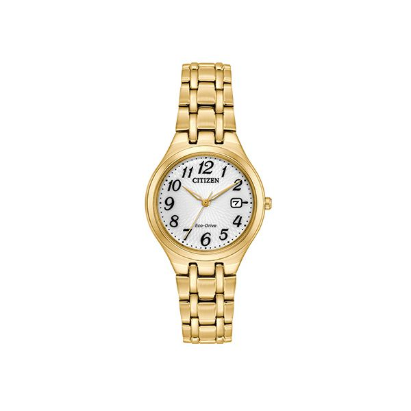 Citizen® Eco-Drive® EW2482-53A Ladies Watch Koser Jewelers Mount Joy, PA