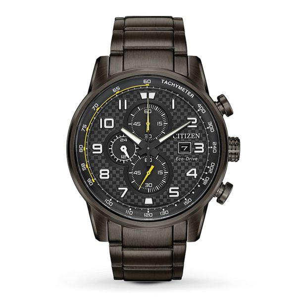 Citizen® Eco-Drive® Men's Promo Chronograph Black Watch CA0687-58E Koser Jewelers Mount Joy, PA