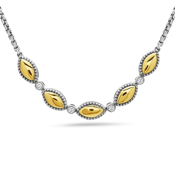 Charles Krypell Firefly Diamond Necklace Koser Jewelers Mount Joy, PA