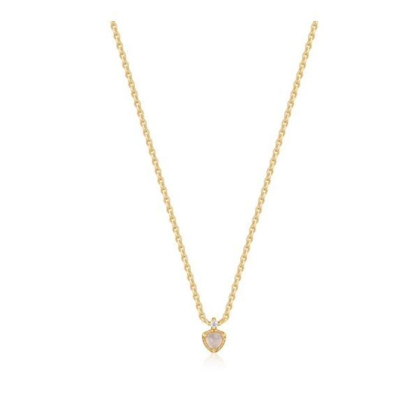 Ania Haie Gold Midnight Fever Necklace Koser Jewelers Mount Joy, PA