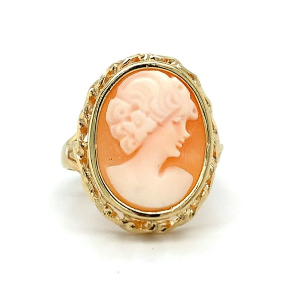 Classic Cameo Ring Koser Jewelers Mount Joy, PA