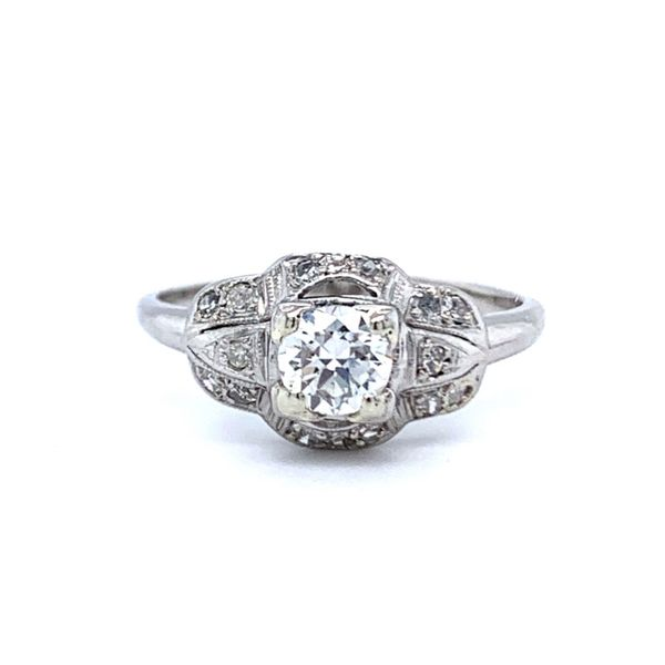 Diamond Antique Ring Koser Jewelers Mount Joy, PA
