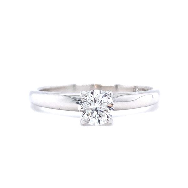 Solitaire Diamond Engagement Ring Koser Jewelers Mount Joy, PA