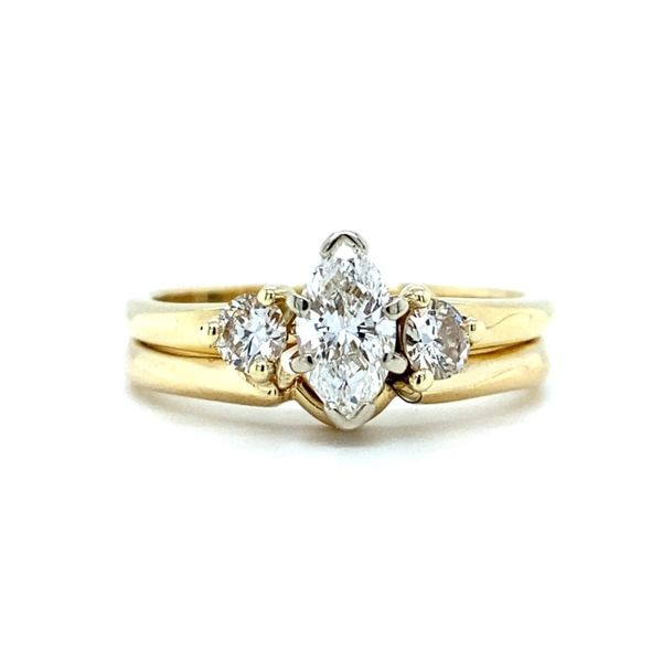 Marquise Diamond Engagement Ring Koser Jewelers Mount Joy, PA
