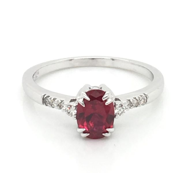 Gemstone Ring Krekeler Jewelers Farmington, MO