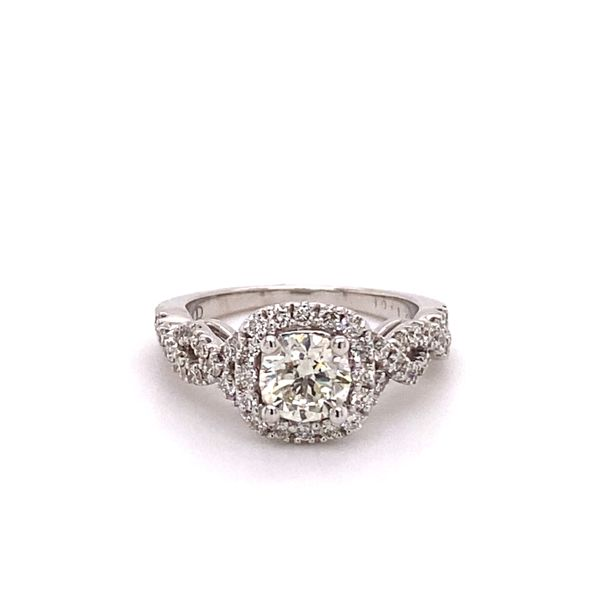 2ctw Diamond Engagement Ring & Band Kiefer Jewelers Lutz, FL