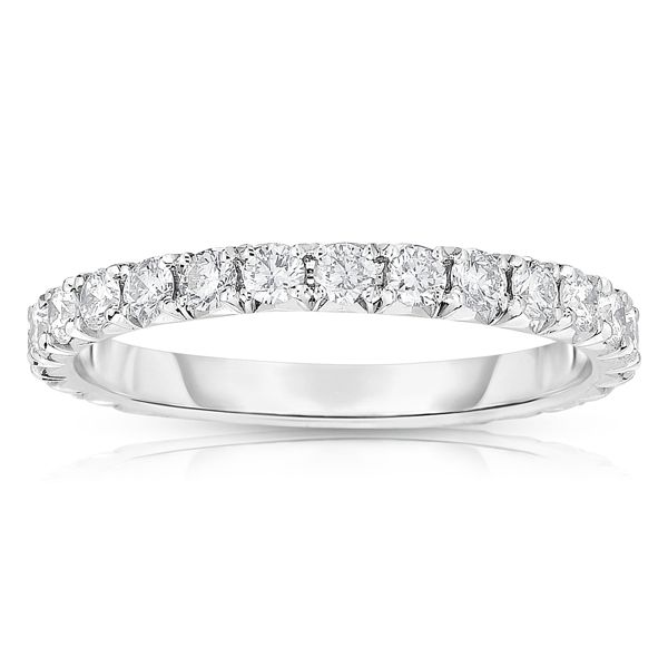 Diamond Eternity Band Kiefer Jewelers Lutz, FL