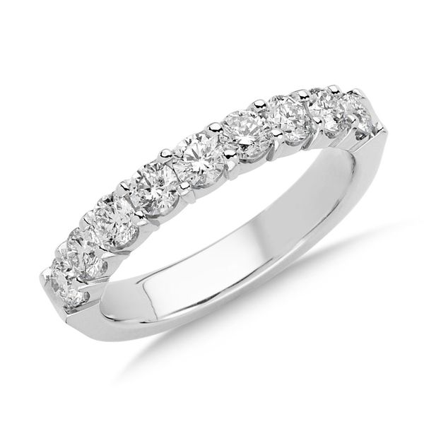 3/4 ctw Shared Prong Diamond Band Kiefer Jewelers Lutz, FL