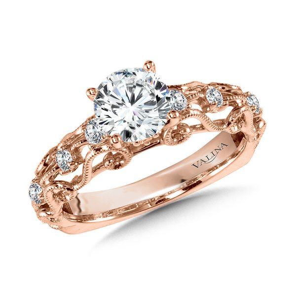 Engagement Ring Semi Mountings Kiefer Jewelers Lutz, FL