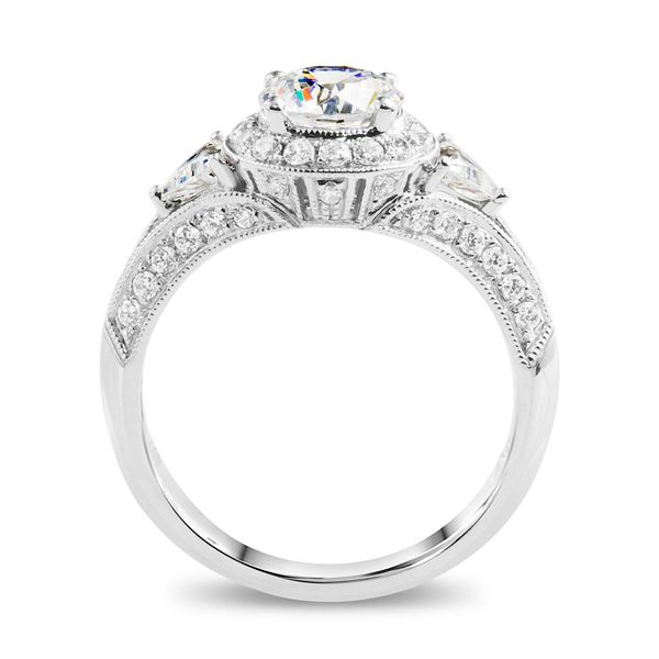 Engagement Ring Mounting Image 2 Kiefer Jewelers Lutz, FL
