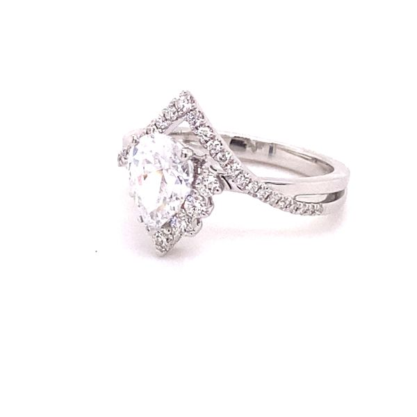 Diamond Engagement Ring Mounting Image 2 Kiefer Jewelers Lutz, FL